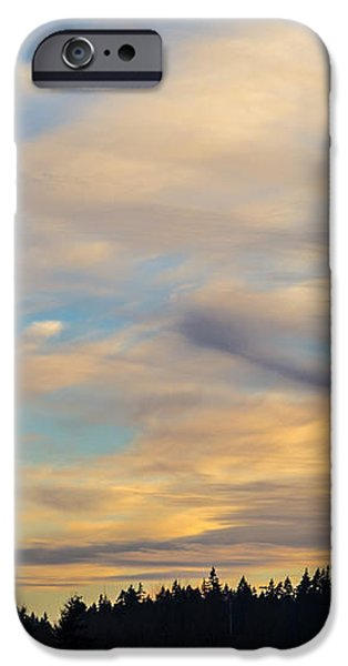 Bridge View Sunset iPhone Case by Alanna DPhoto