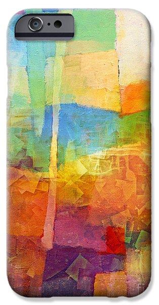 Bright Mood iPhone Case by Lutz Baar