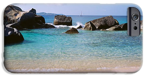 Generic iPhone Cases - British Virgin Islands, Virgin Gorda iPhone Case by Panoramic Images