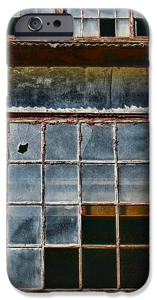 Broken Windows iPhone Case by Paul Ward