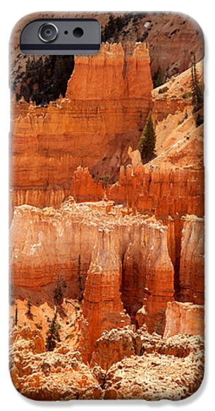 Bryce Canyon landscape iPhone Case by Jane Rix
