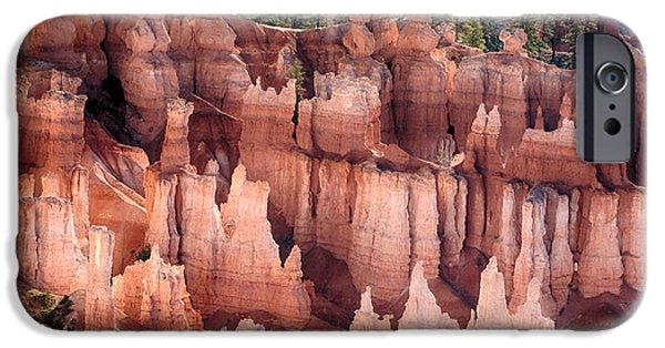 Corporate Art Photographs iPhone Cases - Bryce Canyon Utah Views 92 iPhone Case by James BO  Insogna