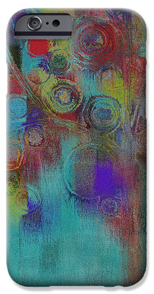 Realism Mixed Media iPhone Cases - Bubble Tree - sped09l iPhone Case by Variance Collections