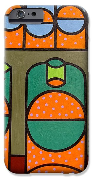 BUBBLES iPhone Case by Patrick J Murphy