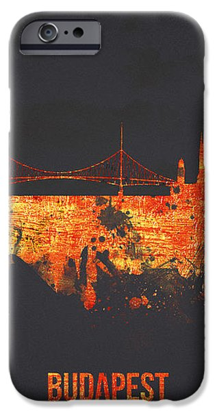 Budapest Hungary iPhone Case by Aged Pixel