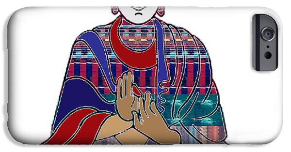 Diy iPhone Cases - Buddha Buddhism Master Teacher  buy FAA print products or down load for self printing Navin Joshi Ri iPhone Case by Navin Joshi