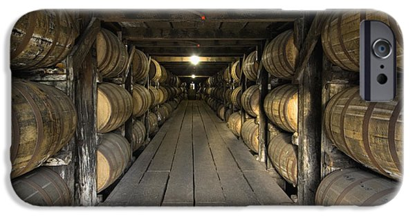 Recently Sold -  - Buildings iPhone Cases - Buffalo Trace Rick House - D008610 iPhone Case by Daniel Dempster
