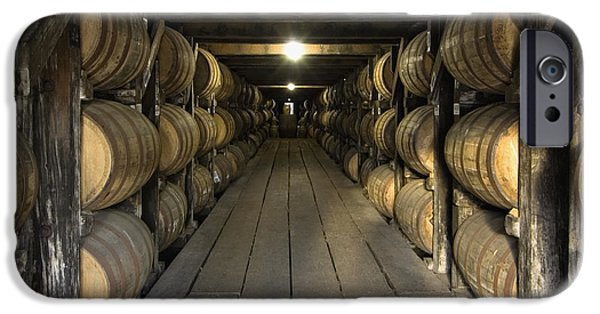 Recently Sold -  - Franklin iPhone Cases - Buffalo Trace Rick House - D008610sq iPhone Case by Daniel Dempster