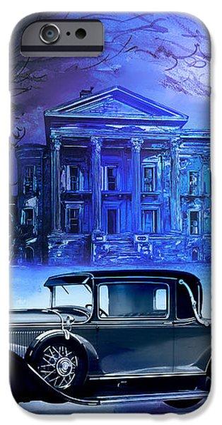 Buick 1930 iPhone Case by Andrzej Szczerski