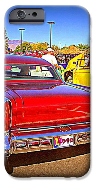 Buick Classic iPhone Case by Bobbee Rickard