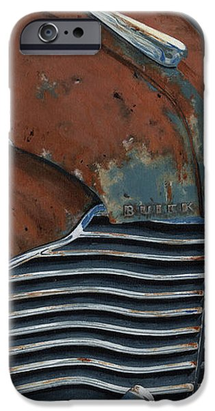Buick Electra iPhone Case by John Wyckoff