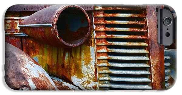 Automotive iPhone Cases - Buick Rust iPhone Case by Paul Ward