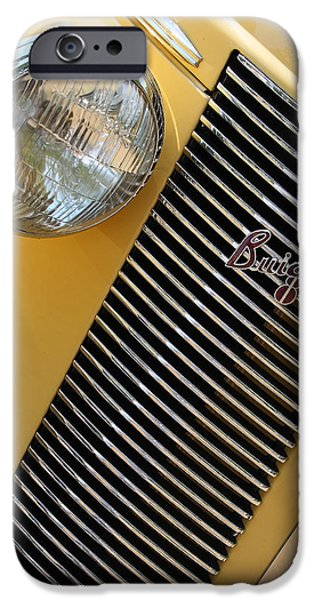Buick8 iPhone Case by Rebecca Cozart