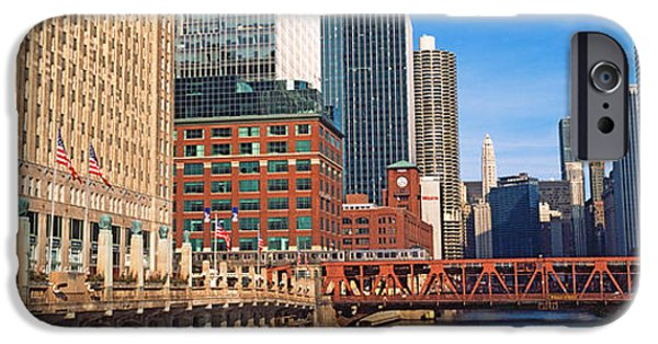 Merchandise iPhone Cases - Building At The Waterfront, Merchandise iPhone Case by Panoramic Images
