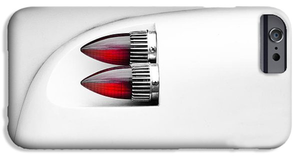 Bullets iPhone Cases - Bullet Lights  iPhone Case by Tim Gainey