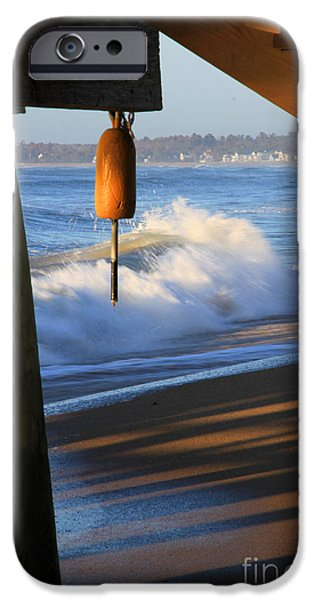 Buoy 2 iPhone Case by Michael Mooney