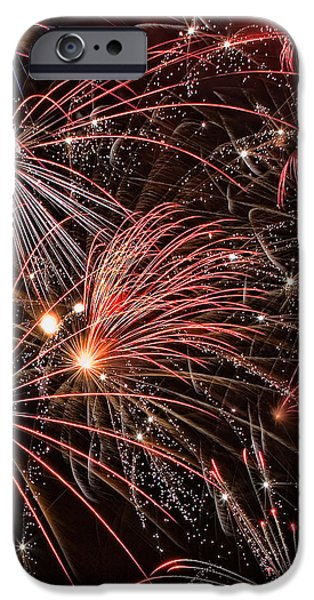 Bursting iPhone Case by Peter Tellone