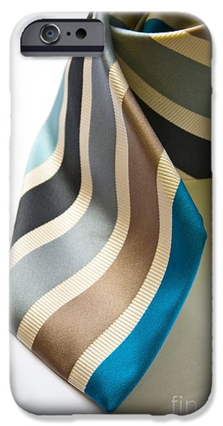 Business Tie iPhone Case by Tim Hester