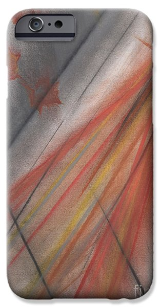 Jrr Pastels iPhone Cases - Busy Broom by jrr iPhone Case by First Star Art