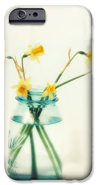 Recently Sold -  - Floral Photographs iPhone Cases - But I Love You Still iPhone Case by Amy Tyler