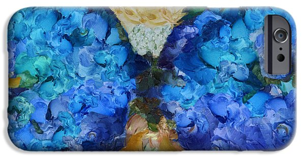Variant iPhone Cases - Butterfly Art - d11bb iPhone Case by Variance Collections