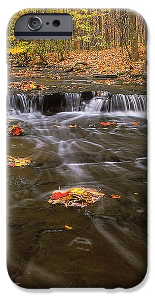 Buttermilk Falls iPhone Case by Dale Kincaid