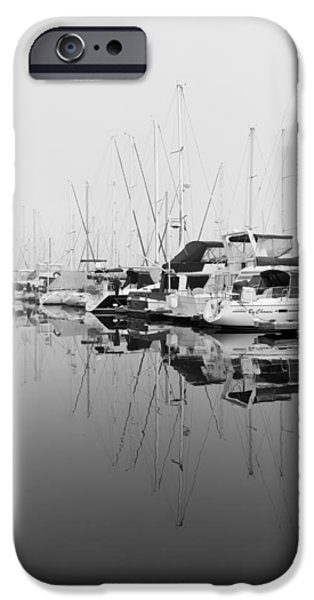 Sea Platform iPhone Cases - By Chance iPhone Case by Heidi Smith