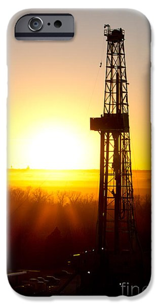 Industry iPhone Cases - Cac001-179 iPhone Case by Cooper Ross