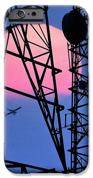 Calls of the Night iPhone Case by Edmund Nagele