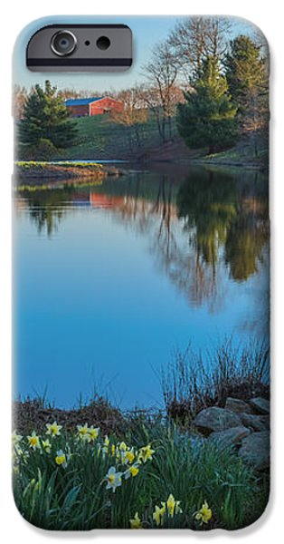 Calm Evening iPhone Case by Bill  Wakeley