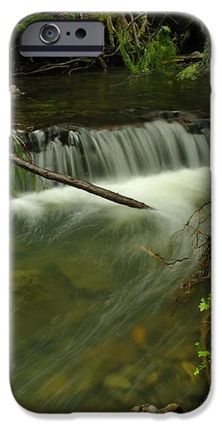 CALM RAPIDS iPhone Case by Jeff  Swan