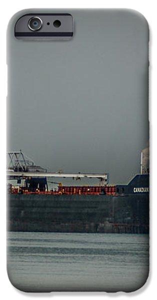 Canadian Enterprise iPhone Case by Ronald Grogan