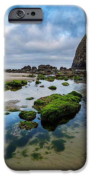Cannon Beach iPhone Case by Rick Berk