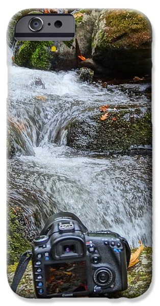 Canon 7D iPhone Case by Dan Sproul