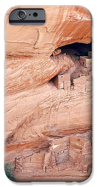Canyon de Chelly White House Ruins iPhone Case by Christine Till