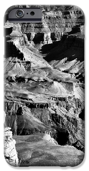 Canyon Mysteries iPhone Case by John Rizzuto