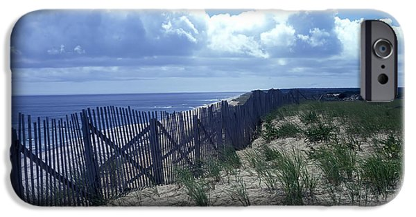 Cape Cod iPhone Cases - Cape Cod - Wellfleet iPhone Case by Nomad Art And  Design