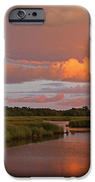 Cape Cod Bells Neck  iPhone Case by Juergen Roth