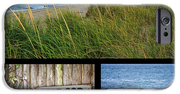 Chatham iPhone Cases - Cape Cod iPhone Case by Bill  Wakeley