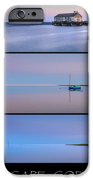 Chatham iPhone Cases - Cape Cod Blues iPhone Case by Bill  Wakeley