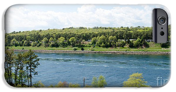 Newengland iPhone Cases - Cape Cod Canal iPhone Case by Andrea Anderegg
