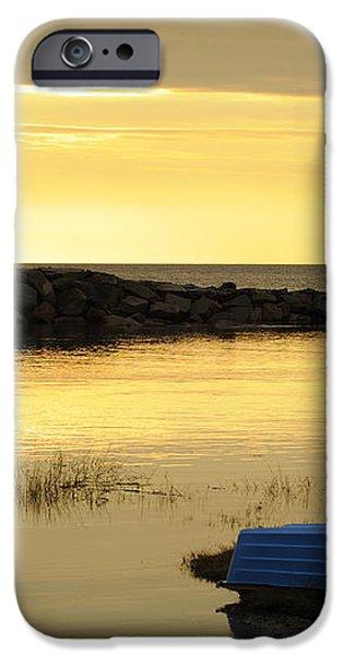 Cape Cod Delight iPhone Case by Luke Moore