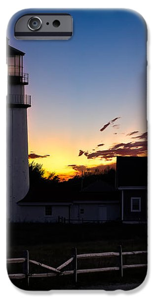 Cape Cod Light iPhone Case by Bill  Wakeley