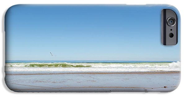 Cape Cod Landscapes iPhone Cases - Cape Cod National Seashore iPhone Case by Bill  Wakeley