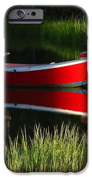 Cape Cod Solitude iPhone Case by Juergen Roth