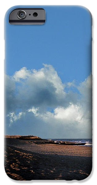 Cape Hatteras Light iPhone Case by Skip Willits