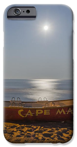 Cape May by Moonlight iPhone Case by Bill Cannon