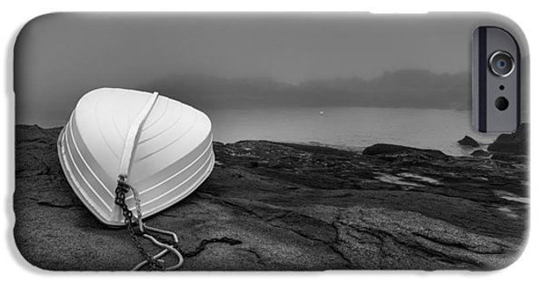 Maine iPhone Cases - Cape Neddick iPhone Case by Joseph Smith