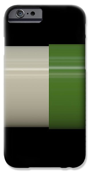 CAPSULE POP ART iPhone Case by Daniel Hagerman