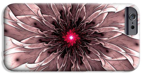 Bloom iPhone Cases - Captivating iPhone Case by Anastasiya Malakhova